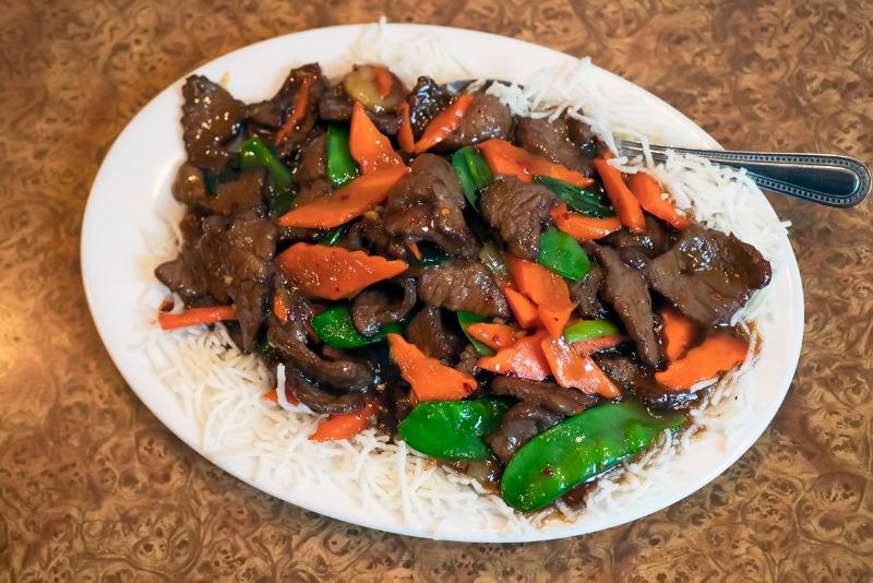 Szechuan Beef Image
