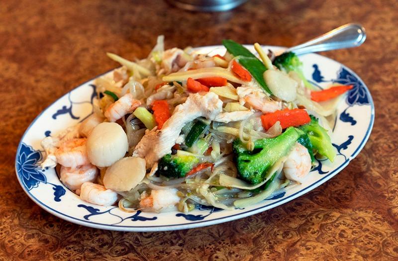 Stir-Fry Combination Noodle Image