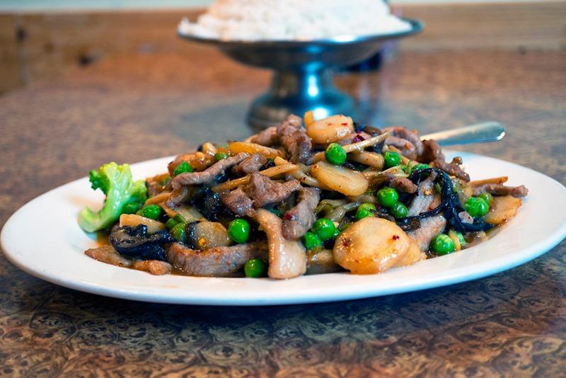 Szechuan Pork Image