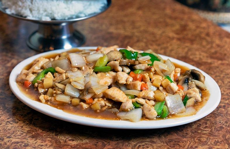 Garlic Chicken Image