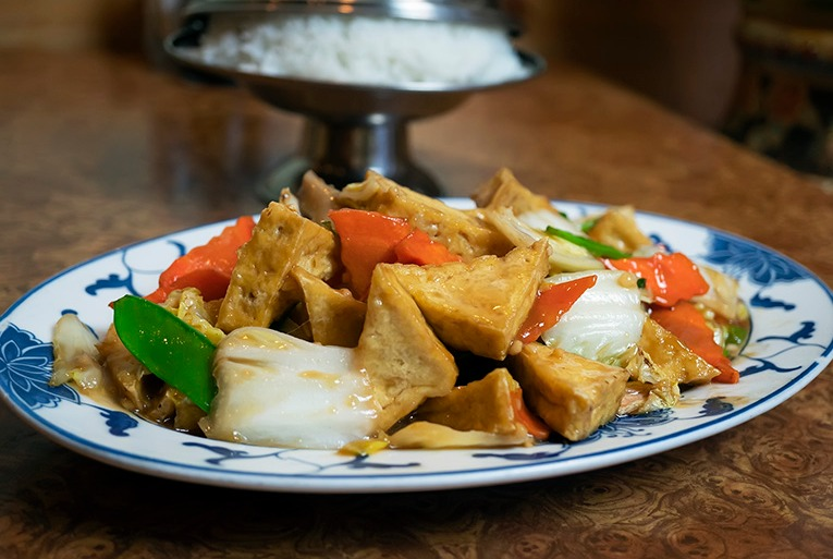 Chinese Bean Curd Image