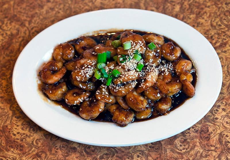 Sesame Shrimp Image