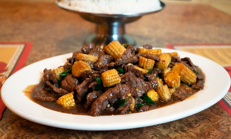Ginger Beef Image