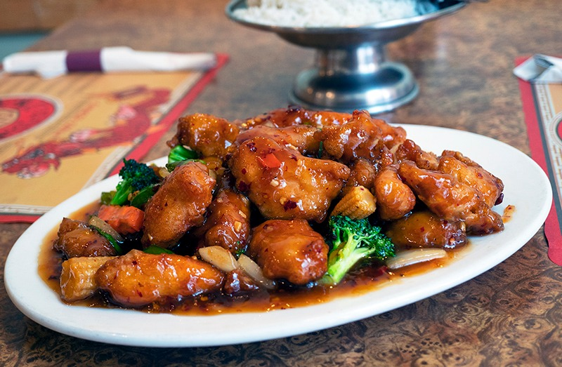General's Chicken Image
