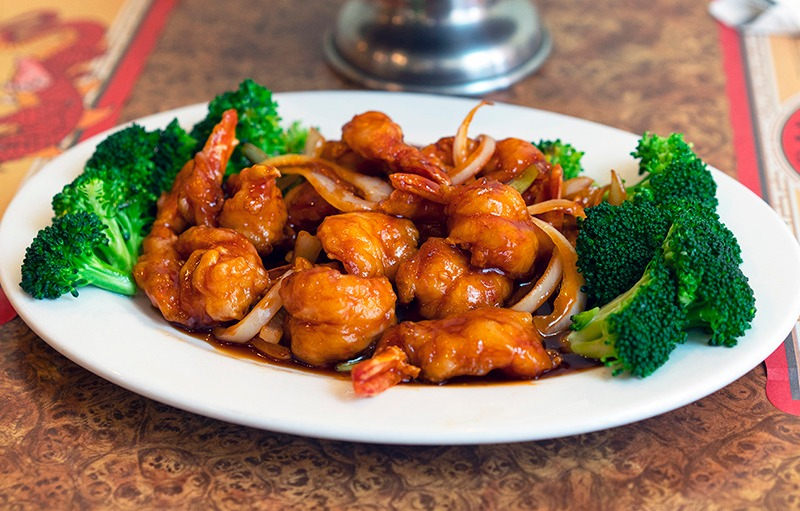 China Palace Shrimp