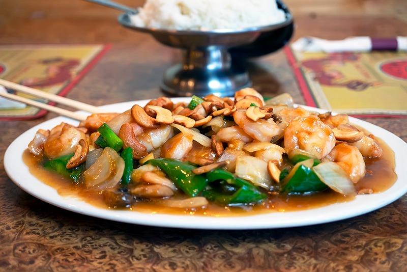 Cashew Shrimp Image
