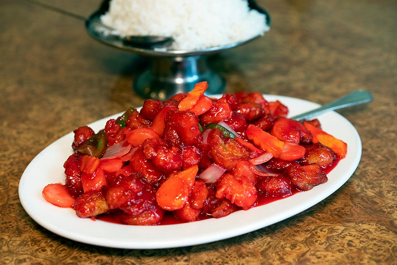Sweet & Sour Shrimp Image