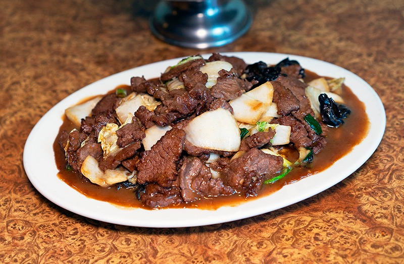 Ming's Beef Image