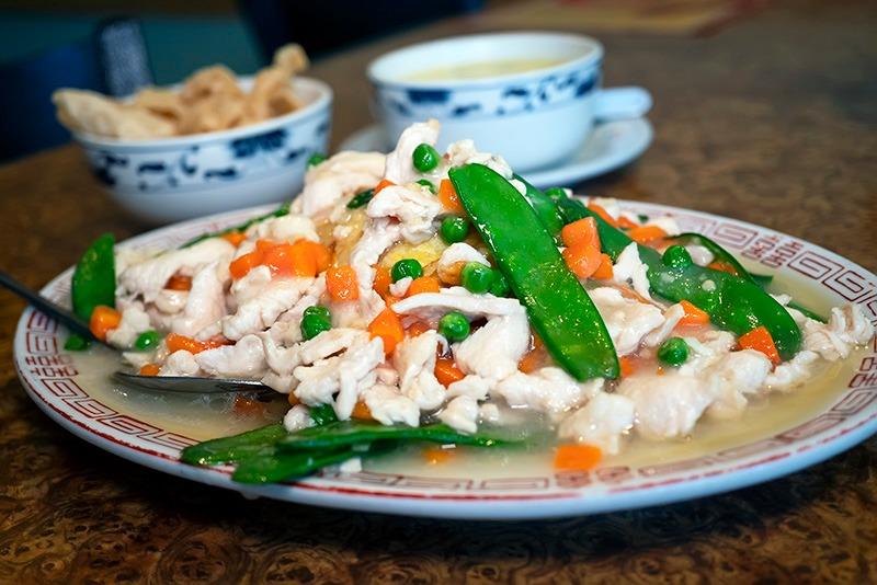 Chicken Egg Foo Yong Image