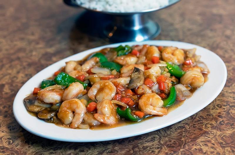 Garlic Shrimp Image