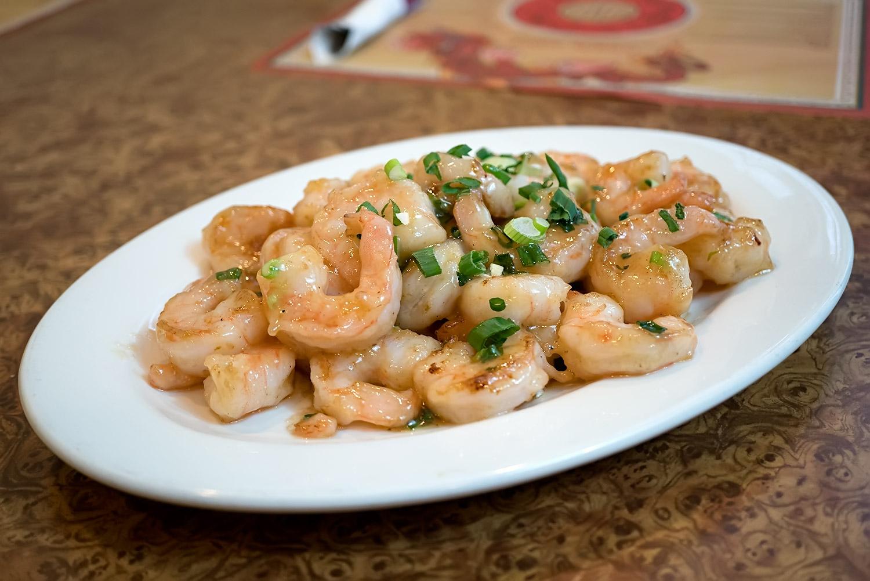 Creamy Shrimp Image
