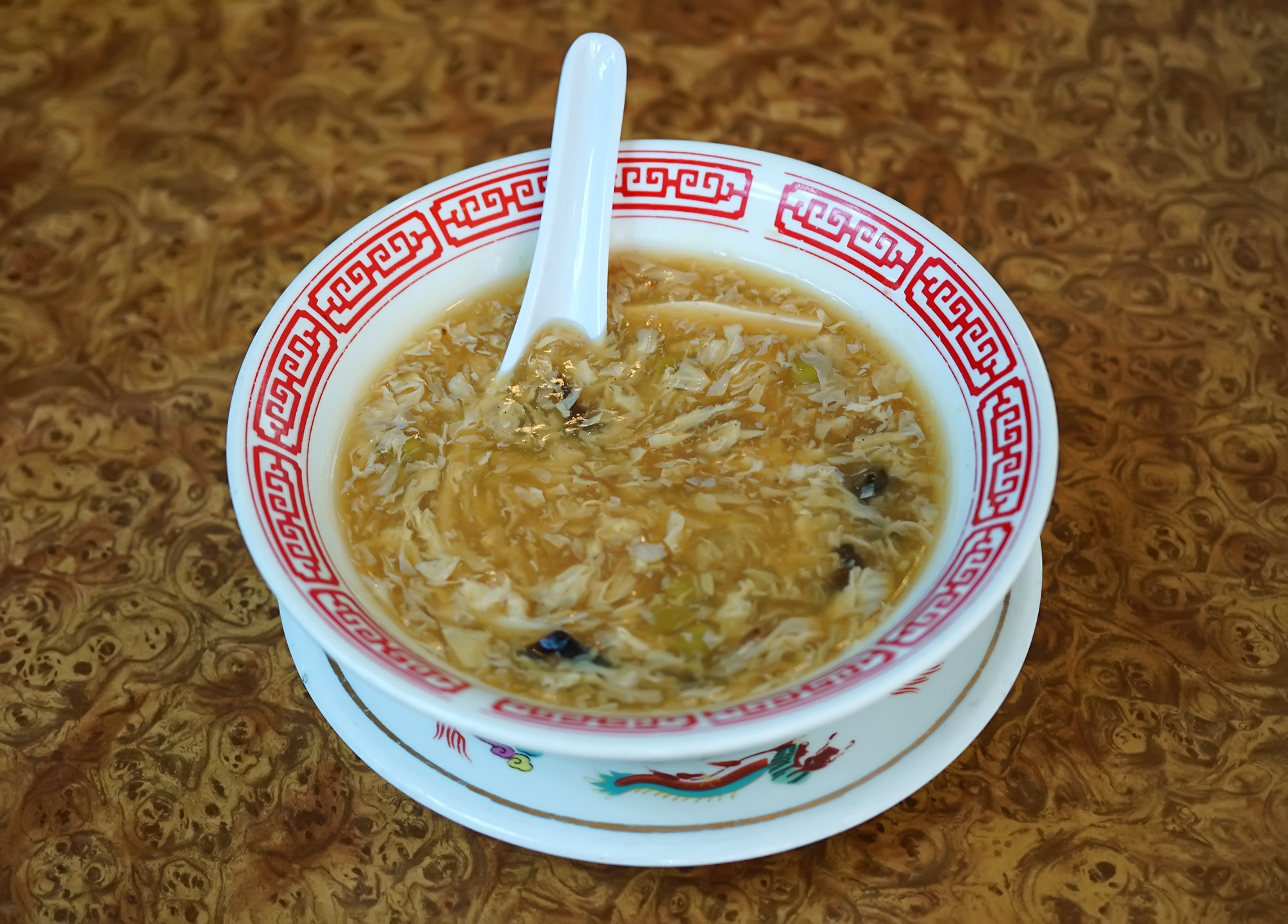 Spiced Sour Soup Image