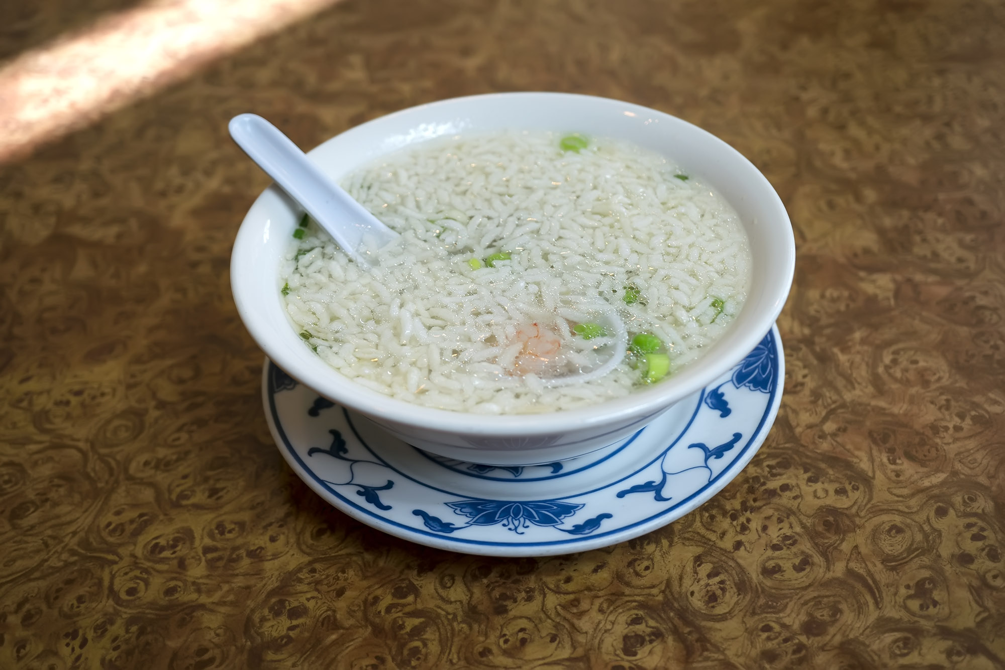 Sizzling Rice Soup Image