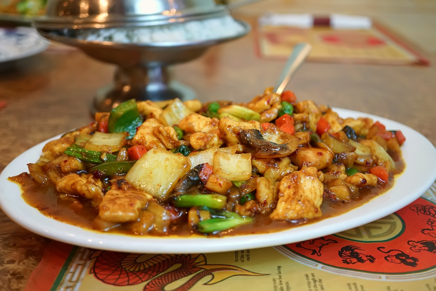 Curry Chicken Image