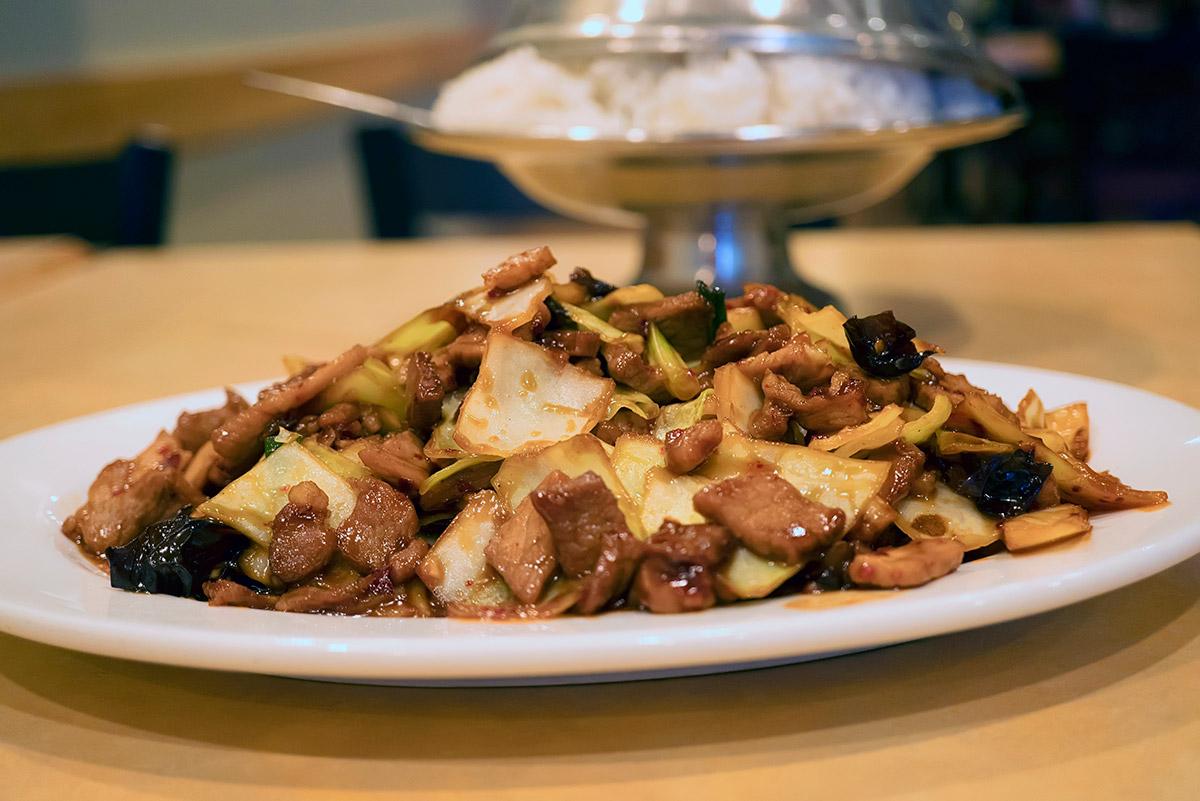 Chung King Pork