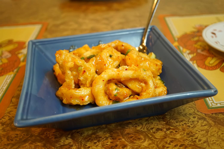 Asian Calamari Image