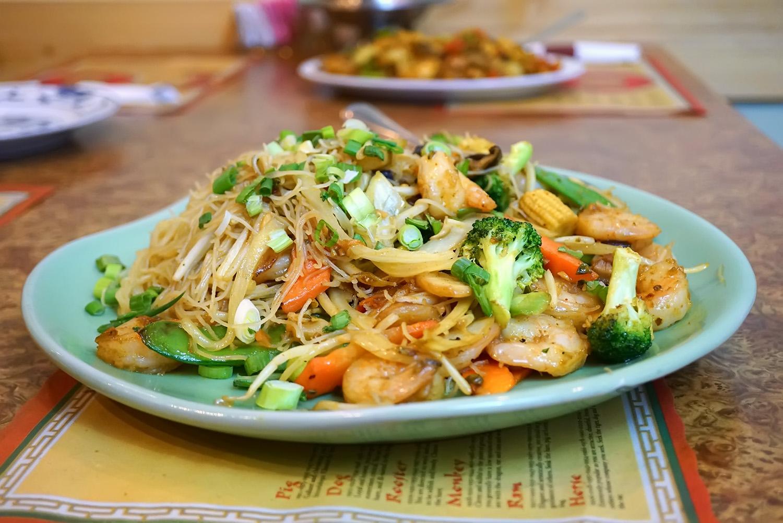 Singapore Noodle Image