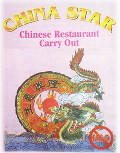 China Star - Harrisonburg