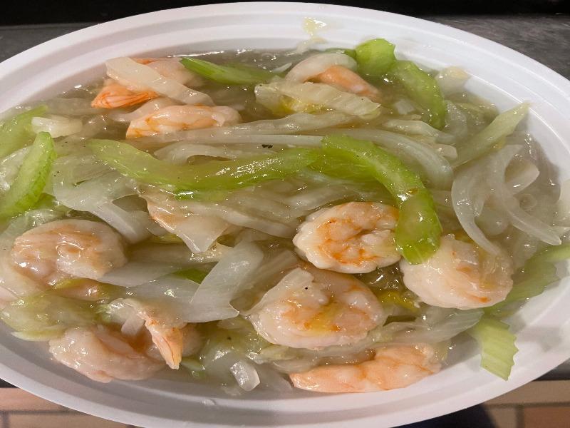 62. Shrimp Chow Mein