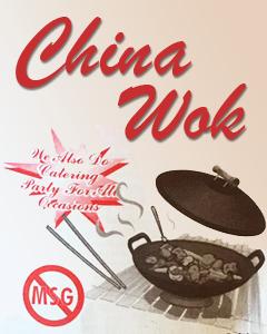 China Wok - Hamilton