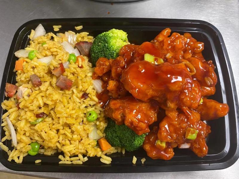 C22. General Tso's Chicken Image