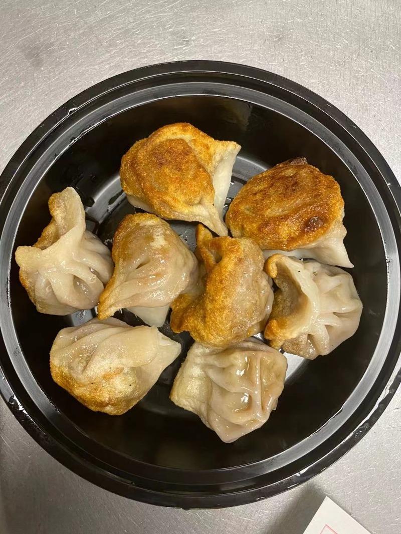 7. Fried Meat Dumpling (8)
