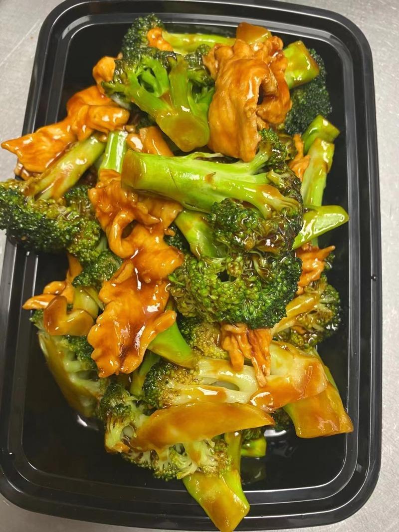 111. Chicken w. Broccoli Image