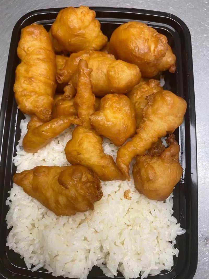 C6. Sweet & Sour Chicken