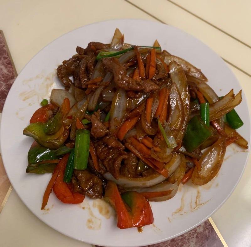 S16. Mongolian Beef Image