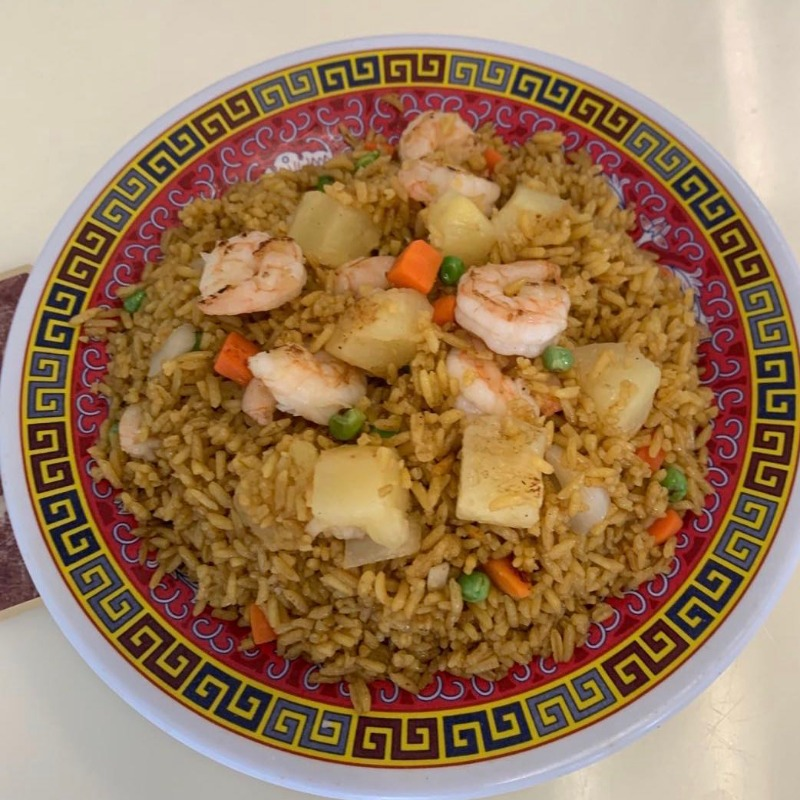 41c.Shrimp Pineapple Fried Rice Image