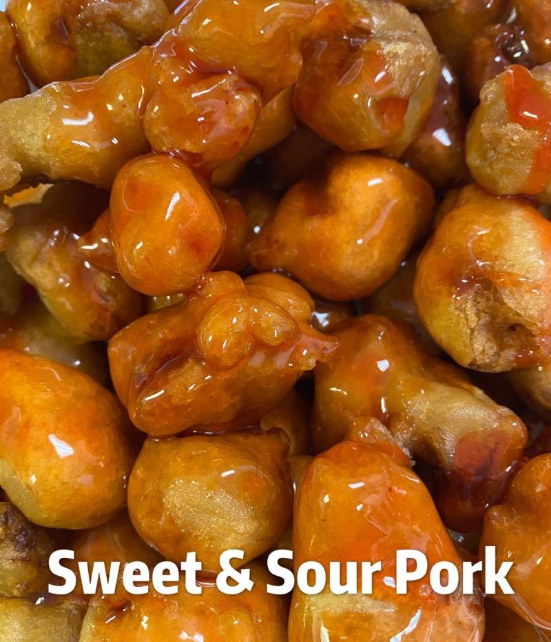 Sweet & Sour Pork (4 lbs) Image