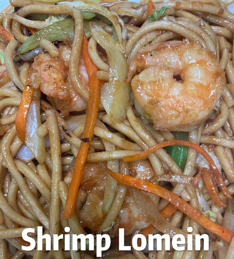 L7. Shrimp Lo Mein Image