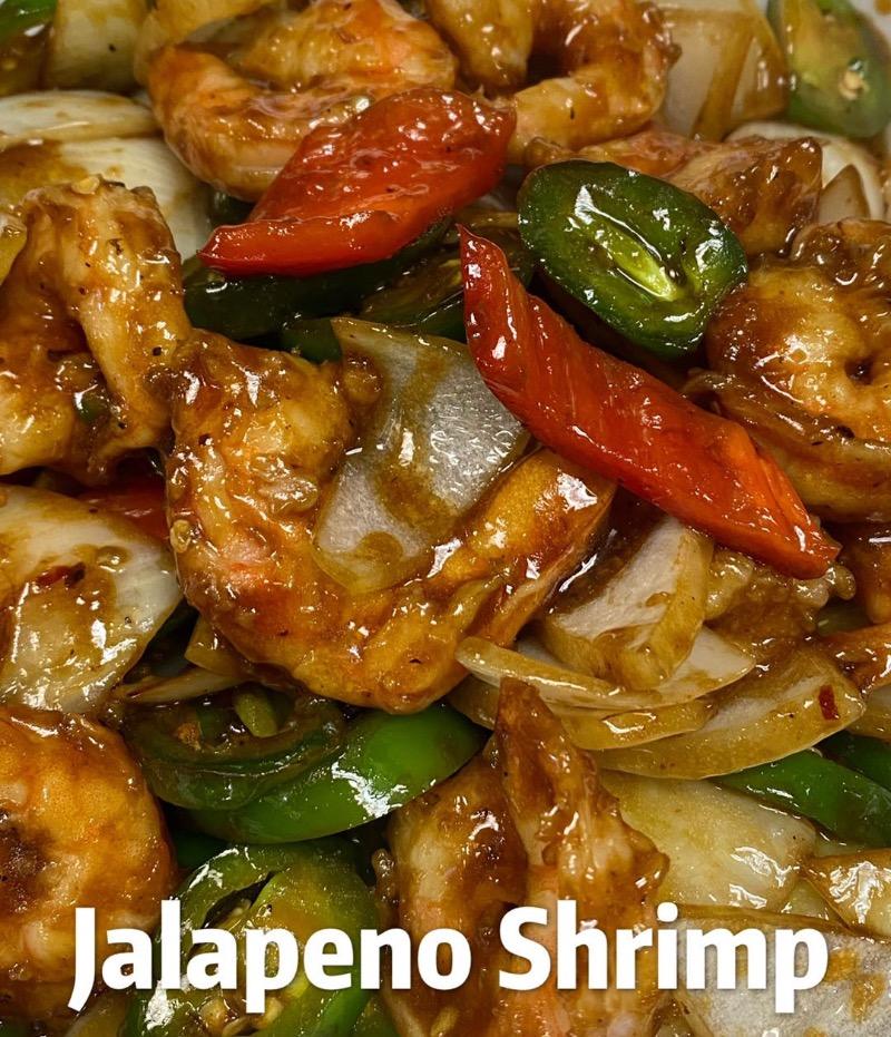 Jalapeno Shrimp