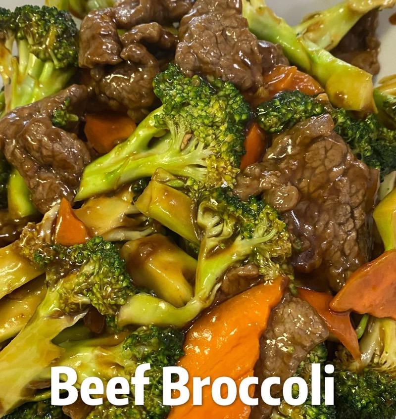 Broccoli Beef Image