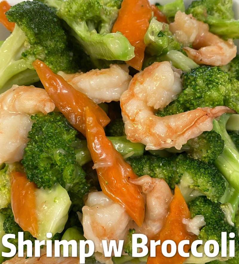 Broccoli Shrimp Image