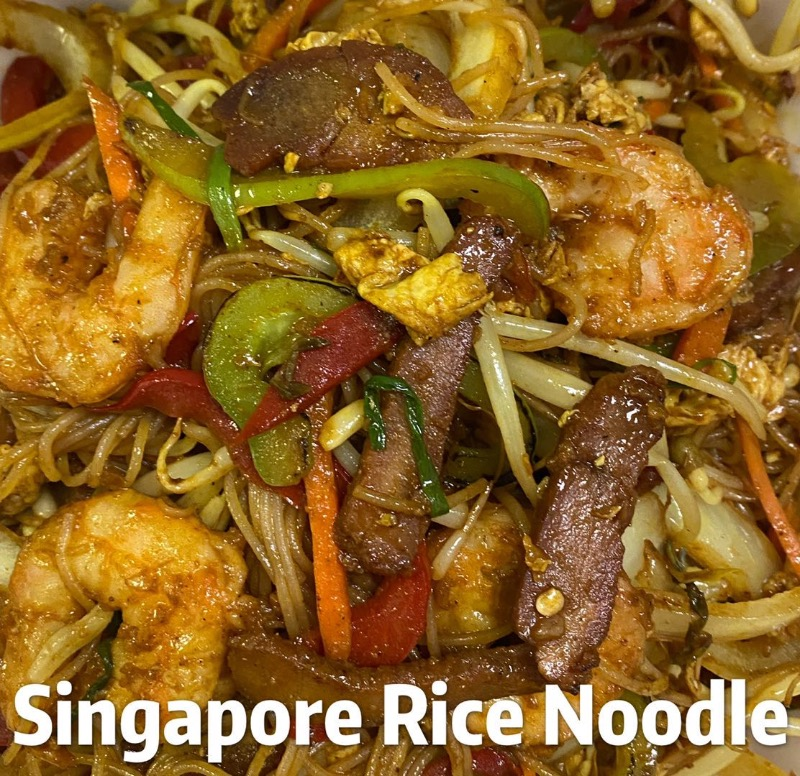 Singapore Style Mi Fun Image