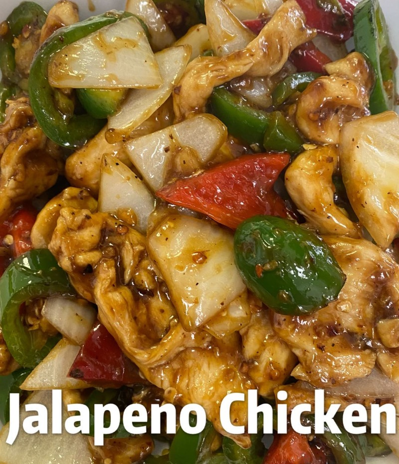Jalapeno Chicken Image