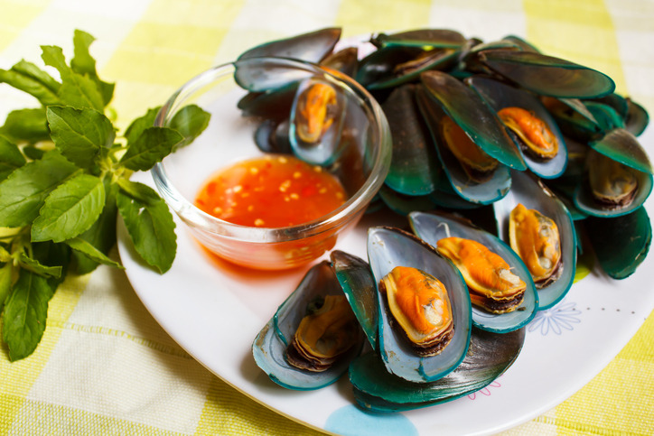 Steamed Mussel