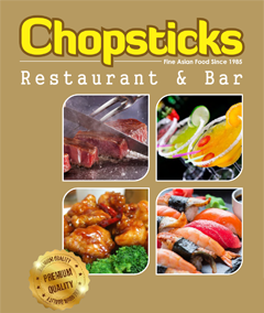 Chopsticks - Leominster