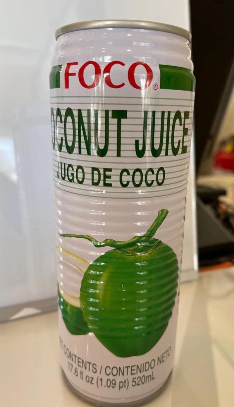 Foco Coconut Juice Image