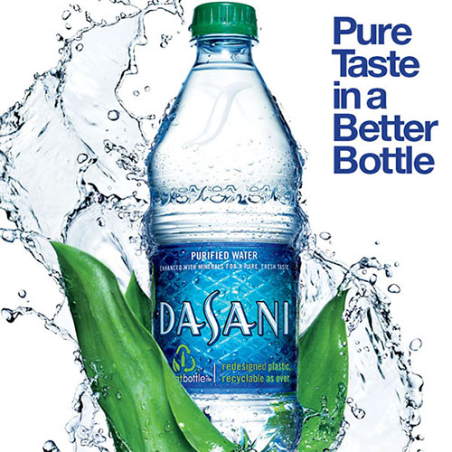 Bottle of Water (16.90 oz.) Image