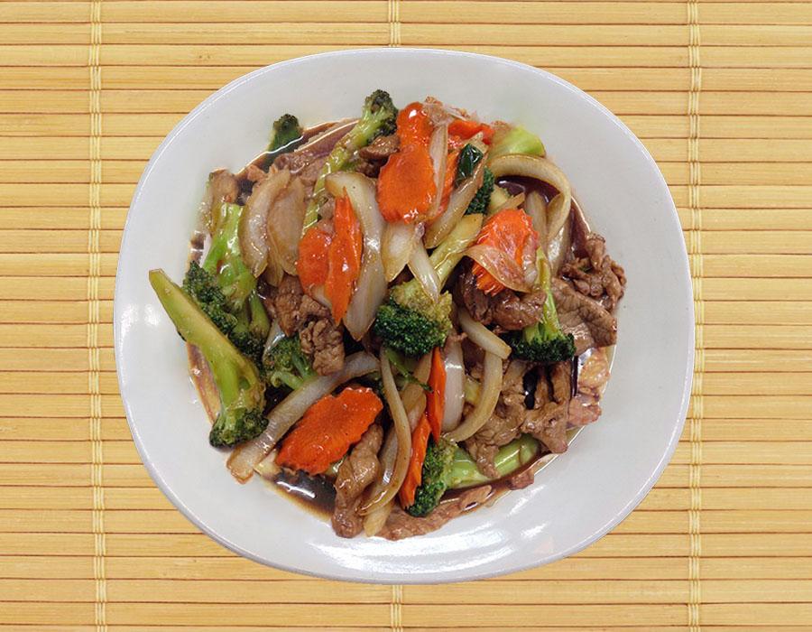 Beef Broccoli