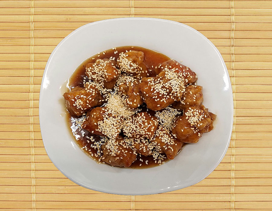Sesame Chicken Image