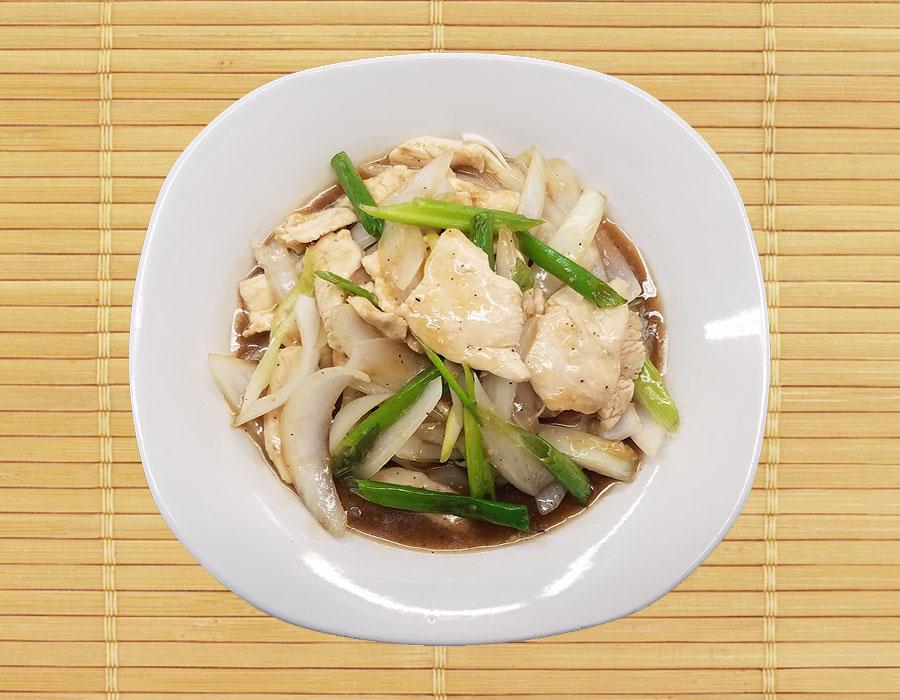 Mongolian Chicken Image