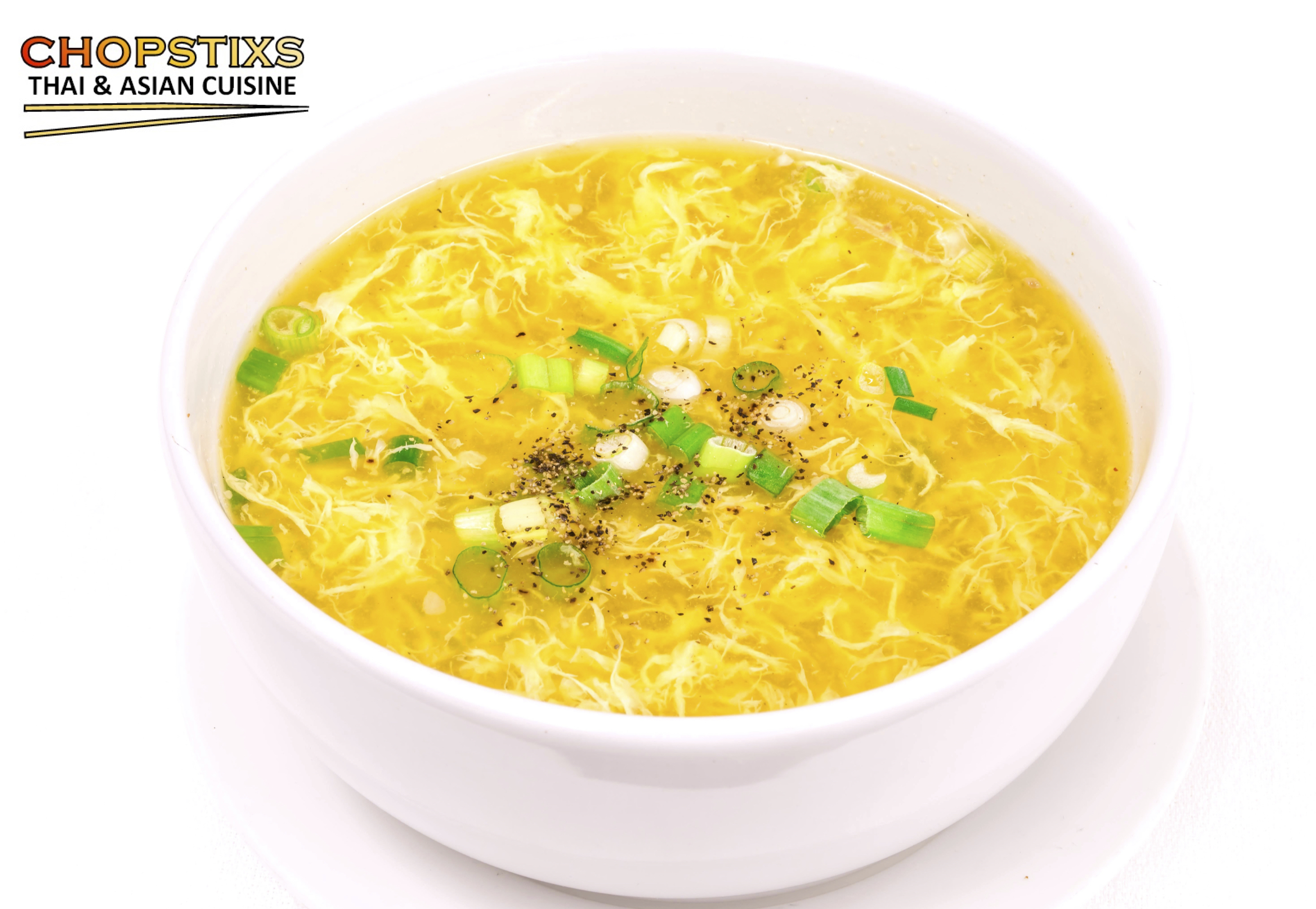 Egg Drop Soup Image