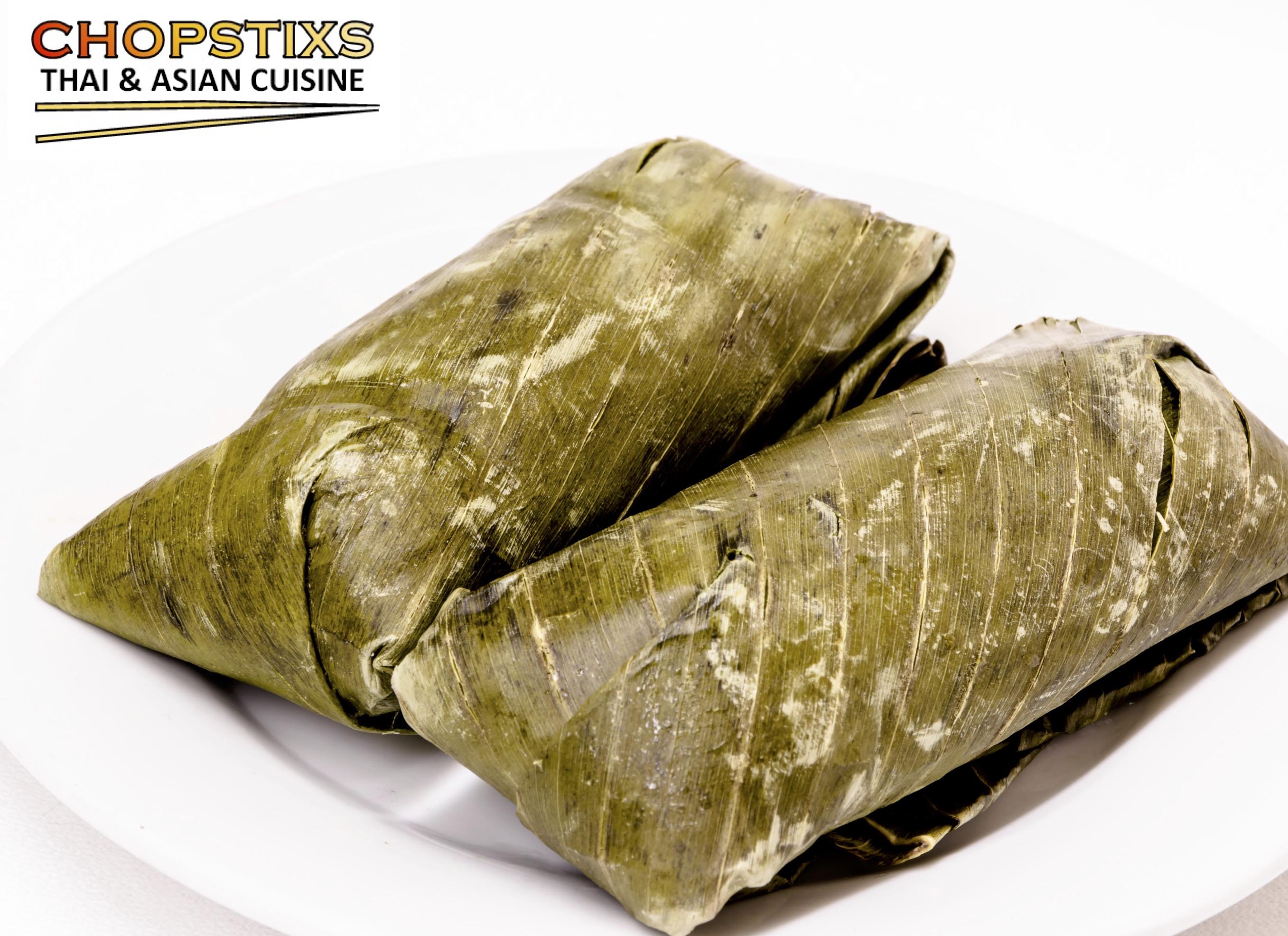 Banana Dumpling (Khao Tom Mud) Image
