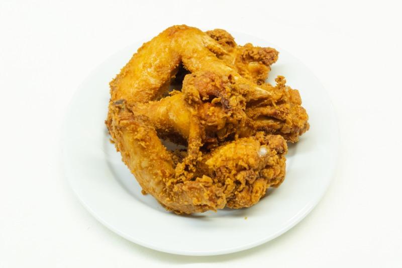 Fried Chicken Wings (10 Pcs.)