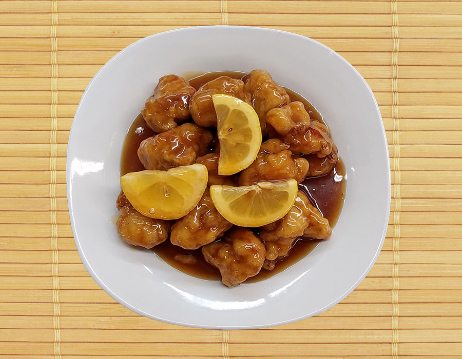Lemon Chicken Image