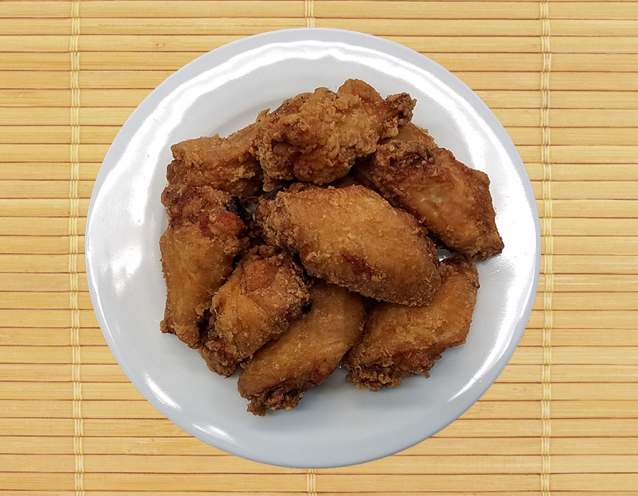 Fried Chicken Wings (10 Pcs.)