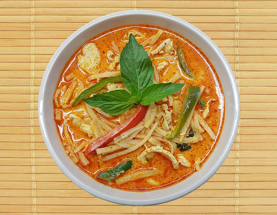 Gang Dang (Red Curry) Image